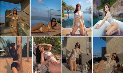Hội chị đẹp khoe ảnh bikini, tạo dáng nửa kín nửa hở