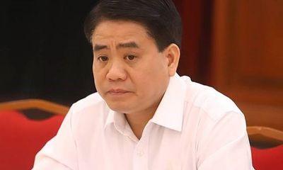Nóng: Khởi tố Nguyễn Đức Chung về tội Lợi dụng chức vụ, quyền hạn trong khi thi hành công vụ