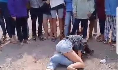 Vụ nữ sinh ở Kiên Giang đánh nhau: Đại diện trường học nói gì?