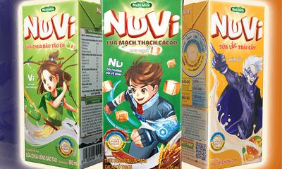 Đại gia sữa Việt bất ngờ đổ tiền khủng đầu tư thế giới diệu kỳ cho trẻ thơ
