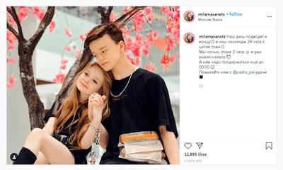 Con gái 8 tuổi khoe tình yêu như người lớn lên mạng xã hội, người mẹ phản ứng gây phẫn nộ