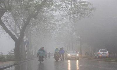 Tin tức dự báo thời tiết mới nhất hôm nay 19/3: Hà Nội sáng sớm có mưa phùn