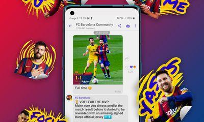 Rakuten Viber công bố những sáng kiến trong quan hệ đối tác với FC Barcelona năm 2021