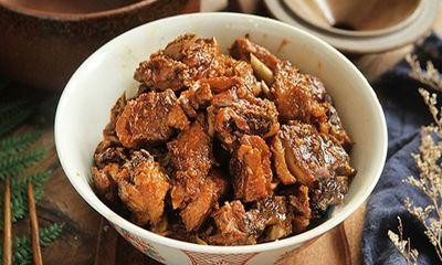 Đem vịt kho vỏ quýt ai cũng cười, nào ngờ được món ngon thơm nức, ăn cực hấp dẫn