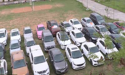 Đôi vợ chồng ở Bắc Ninh làm giả giấy tờ, lừa đảo chiếm đoạt hơn 70 chiếc ô tô