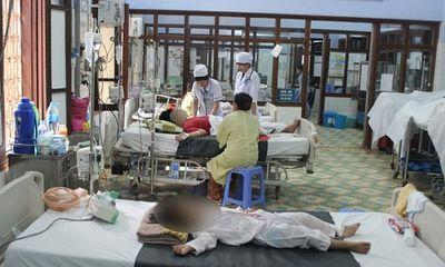 Phú Yên: Hai bé trai tử vong do sốt xuất huyết