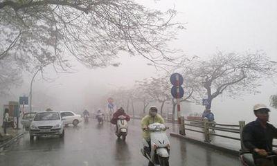 Dự báo thời tiết mới nhất hôm nay 21/3: Đón không khí lạnh, Hà Nội có mưa rào và dông