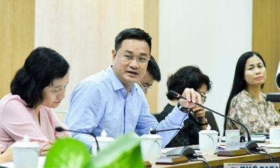 Ông Lê Ngọc Quang giữ chức Tổng giám đốc Đài truyền hình Việt Nam