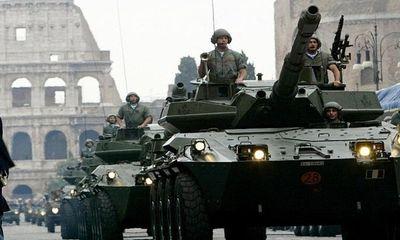 Tin tức quân sự mới nhất ngày 22/3: Xe tăng quân đội Italy bắn nhầm nông trại trong đêm