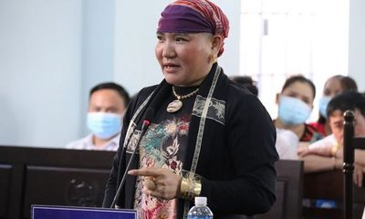Người phụ nữ lĩnh 9 tháng tù vì livestream gây rối tại TAND tỉnh
