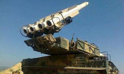 Tình hình chiến sự Syria mới nhất ngày 23/3: Buk-M2E Syria bắn hạ 12 tên lửa hành trình Israel chỉ trong 10 phút