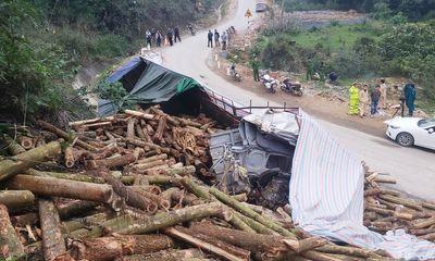 Vụ tai nạn thảm khốc ở Thanh Hóa, 7 người chết: Tốc độ xe trước khi đâm vách núi