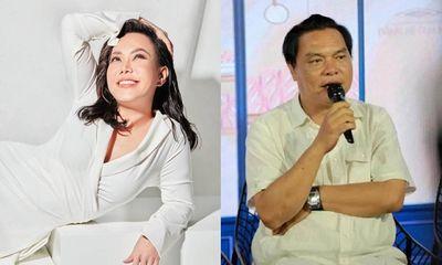 Trước khi đến với nhạc sĩ Hoài Phương, danh hài Việt Hương từng có cuộc hôn nhân với đạo diễn này tài giỏi, kín tiếng này