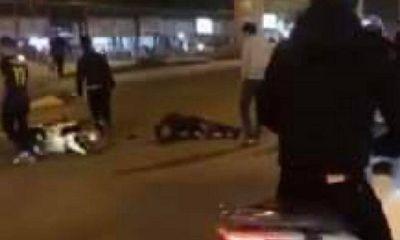 """Hà Nội: Điều tra vụ nam thanh niên """"thông chốt"""" 141 đâm trọng thương cảnh sát"""
