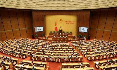 Khai mạc kỳ họp cuối cùng của Quốc hội khóa XIV