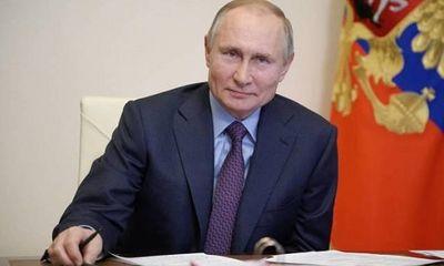 Ông Putin đã tiêm vaccine ngừa COVID-19 nhưng không công khai
