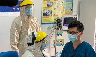 Quảng Ninh triển khai những mũi tiêm vaccine ngừa COVID-19 đầu tiên
