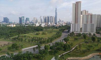UBND TP.HCM đề xuất xây dựng trung tâm tài chính khu vực và quốc tế