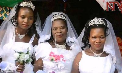 Choáng với người đàn ông lấy 3 vợ, tất cả cam tâm cùng