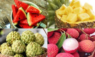 Người mắc bệnh tiểu đường thèm đến mấy cũng phải tránh xa 10 loại trái cây này