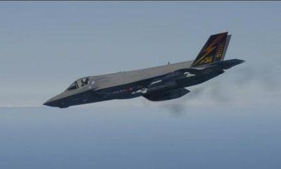 Tin tức quân sự mới nhất ngày 25/3: Tiêm kích F-35B Mỹ hỏng nặng vì ăn đạn của chính mình