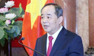 Chân dung tân Chủ nhiệm Văn phòng Chủ tịch nước vừa được bổ nhiệm