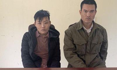 Khởi tố, bắt tạm giam hai đối tượng buôn ma túy dùng dao chống trả cảnh sát ở Thanh Hóa