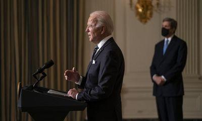 Tổng thống Joe Biden mời 40 nhà lãnh đạo thế giới dự hội nghị thượng đỉnh về biến đổi khí hậu
