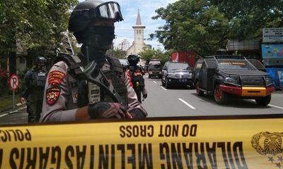 Indonesia: Đánh bom liều chết bên ngoài nhà thờ Công giáo, 15 người thương vong