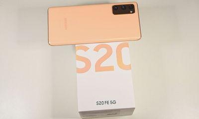 Tin tức công nghệ mới nóng nhất hôm nay 29/3: Samsung xác nhận sắp bán Galaxy S20 FE 5G