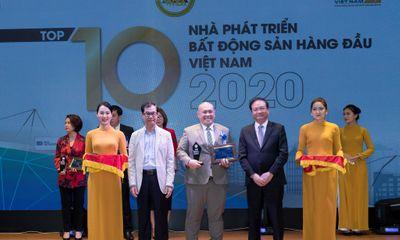 Hưng Thịnh Land khẳng định vị thế trong Top 10 nhà phát triển BĐS hàng đầu Việt Nam