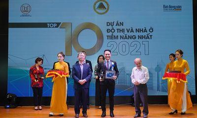 Dự án The Sol City của Thắng Lợi Group vào top 10 dự án đô thị và nhà ở tiềm năng 2021