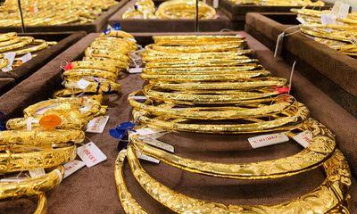 Giá vàng hôm nay 9/3/2021: Giá vàng SJC giảm