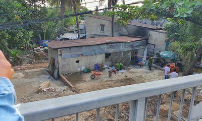 Hiện trường vụ cháy nhà khiến 6 người tử vong thương tâm ở TP.HCM