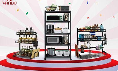 Truyền thông - Thương hiệu - Vando tri ân lớn các sản phẩm gia dụng mừng sinh nhất lần thứ 6