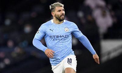 Man City xác nhận Sergio Aguero sẽ ra đi vào cuối mùa giải sau 10 năm gắn bó