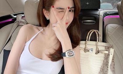 Ngọc Trinh thông báo bị mất cắp bộ sưu tập đồng hồ hàng hiệu, trị giá lên đến 13 tỉ đồng