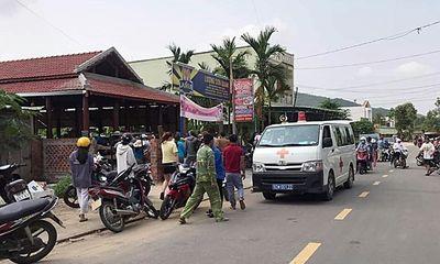 Vụ đầu bếp ở Lương Sơn Quán bị đâm chết: Người vợ kể phút bị chồng cũ chém vào đầu