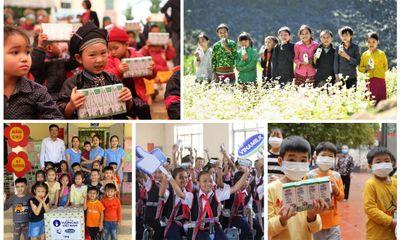 Góc review: Chiến dịch mới vừa lan tỏa hạnh phúc vừa góp sữa tặng trẻ em kém may mắn