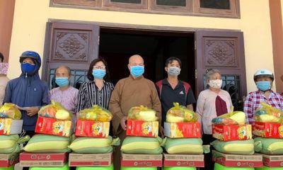Truyền thông - Thương hiệu - Đại đức Thích Trí Huệ trao gần 4000 suất quà cho bà con nghèo dịp Tết Tân Sửu 2021