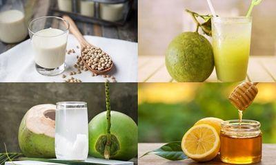Không cần ăn kiêng, uống 5 loại nước này đảm bảo nhanh giảm cân, da lại căng mịn