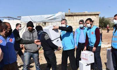 Cộng đồng quốc tế cam kết viện trợ 6 tỷ USD giúp Syria giải quyết khủng hoảng
