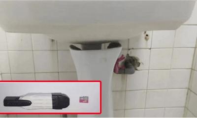 Ý đồ quay lén đồng nghiệp nữ trong nhà vệ sinh, gã đàn ông sa lưới cảnh sát chỉ vì sơ suất nhỏ