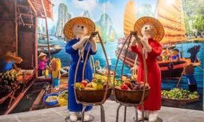 Truyền thông - Thương hiệu - Teddy Bear Museum đầu tiên của Việt Nam sắp khai trương tại Phú Quốc United Center