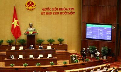 Chiều 1/4: Chủ tịch nước trình Quốc hội miễn nhiệm Thủ tướng Chính phủ