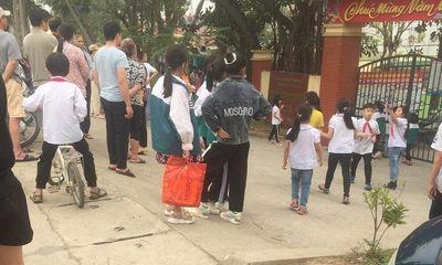 Hà Nội: Nam sinh lớp 9 dùng dao đâm tử vong bạn cùng trường