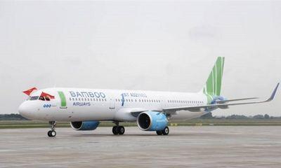 Máy bay hạ cánh khẩn cấp xuống sân bay Nội Bài vì nghi va phải chim