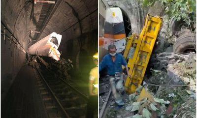 Đài Loan: Tàu hỏa trật đường ray, ít nhất 36 người thiệt mạng