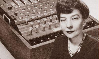 """""""Quý bà phá mã"""" Elizebeth Friedman: Người phanh phui ổ gián điệp của Đức Quốc xã"""