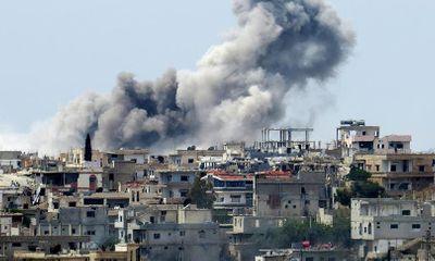 Tin tức quân sự mới nhất ngày 2/4: Khủng bố IS bị vùi dập trong mưa đạn